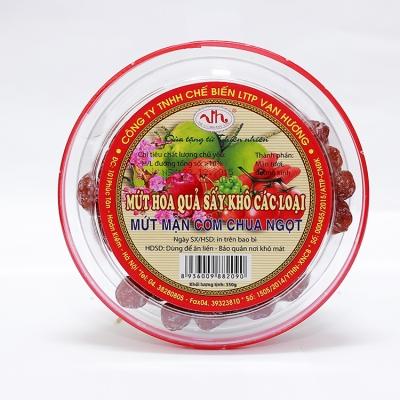 mứt mận cơm chua ngọt 350g