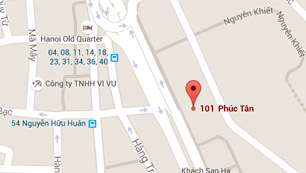 Địa chỉ Công ty TNHH Vạn Hương